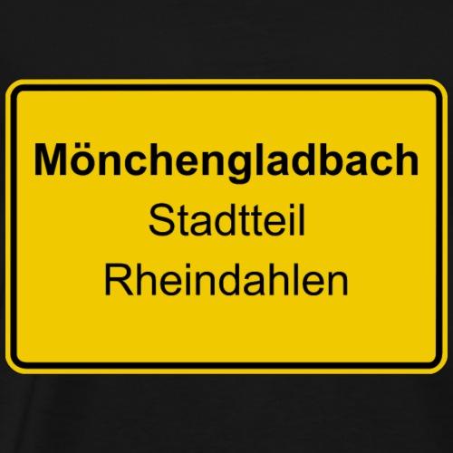 Moenchengladbach Stadtteil Rheindahlen - Männer Premium T-Shirt