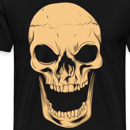 Squelette Agressif - T-shirt Premium Homme