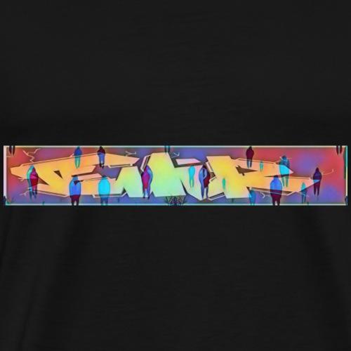 Temir Design - Männer Premium T-Shirt