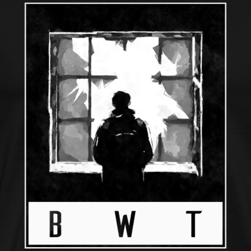 BWT Standard Logo - Men's Premium T-Shirt
