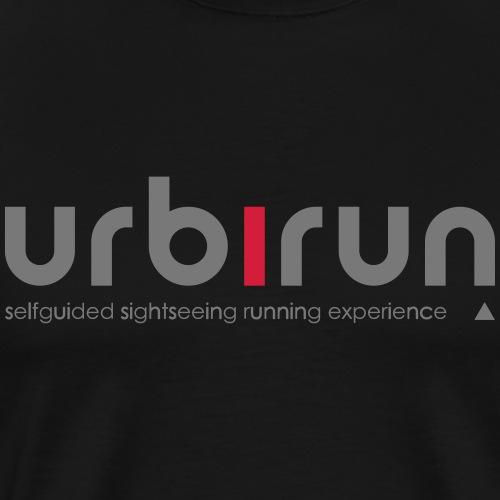 urbirun logo - T-shirt Premium Homme
