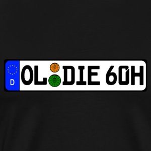 Oldie 60 years history - Men's Premium T-Shirt