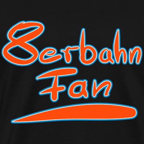 8erbahn Fan, multicolor - Männer Premium T-Shirt