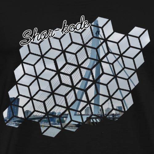 Rotterdam - Mannen Premium T-shirt
