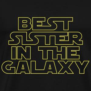 Best Sister in the Galaxy - Men's Premium T-Shirt