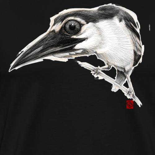 Sketchy Oiseau #01 - T-shirt Premium Homme