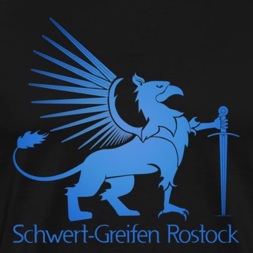Schwert-Greifen Rostock e.V. - Männer Premium T-Shirt