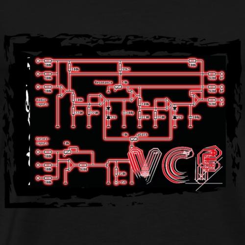 VCF Synth Apparel - Men's Premium T-Shirt