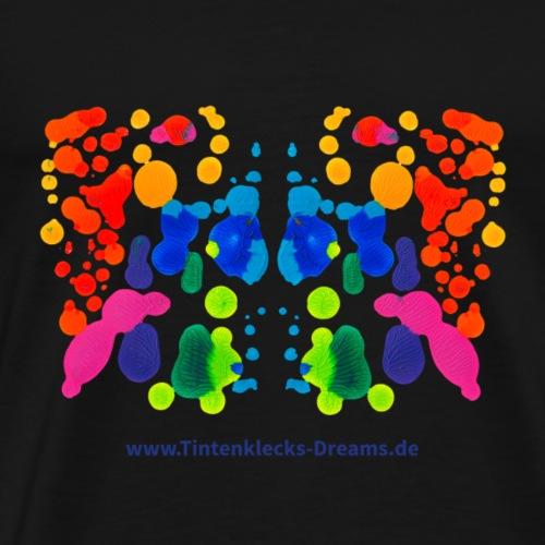 Tintenklecks-Dreams 2522 Motiv Seite 38 - Männer Premium T-Shirt