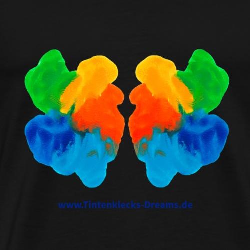 Tintenklecks-Dreams 3211 Motiv Seite 20 - Männer Premium T-Shirt
