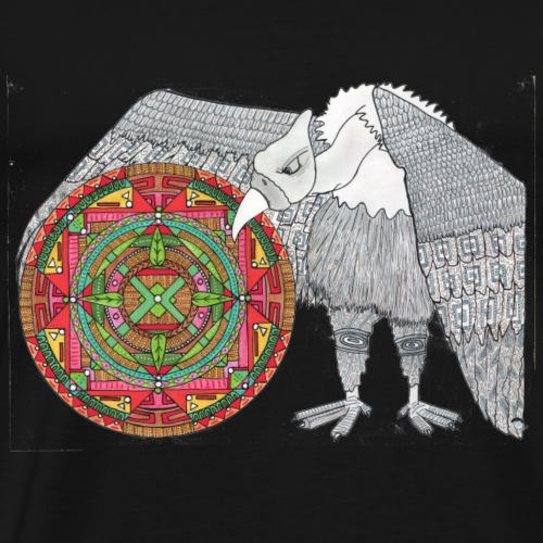 TheCondor - Camiseta premium hombre