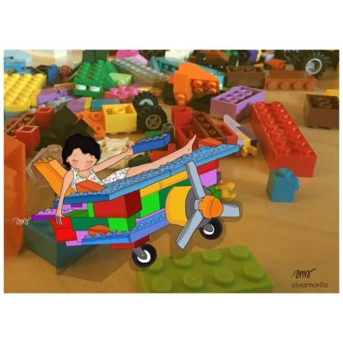 Legojuguines - Camiseta premium hombre