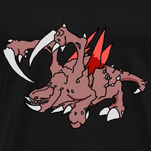Zergling - T-shirt Premium Homme