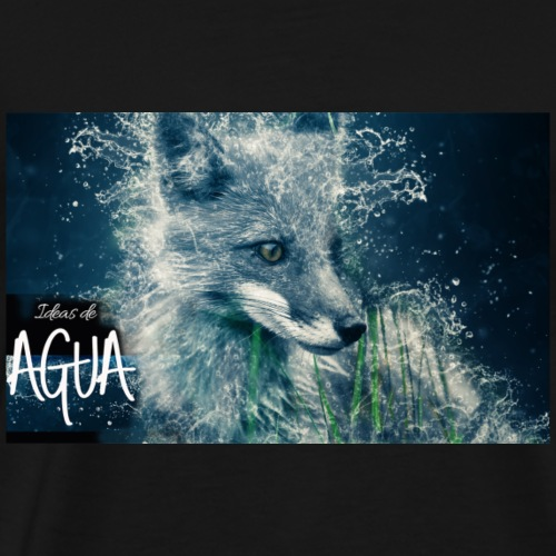 Water Fox - Men's Premium T-Shirt