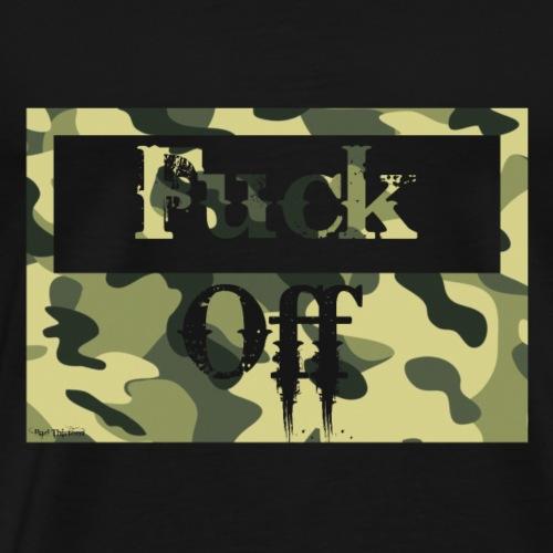 Fuck Off - Männer Premium T-Shirt