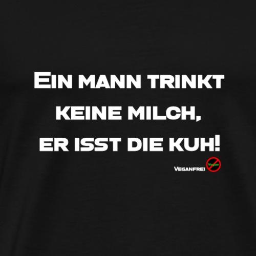 IssDieKuh - Männer Premium T-Shirt