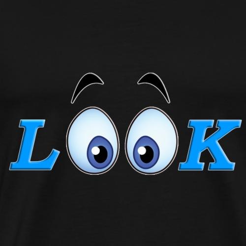 LOOK - Camiseta premium hombre