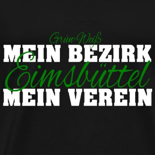 Mein Bezirk Mein Verein - Männer Premium T-Shirt