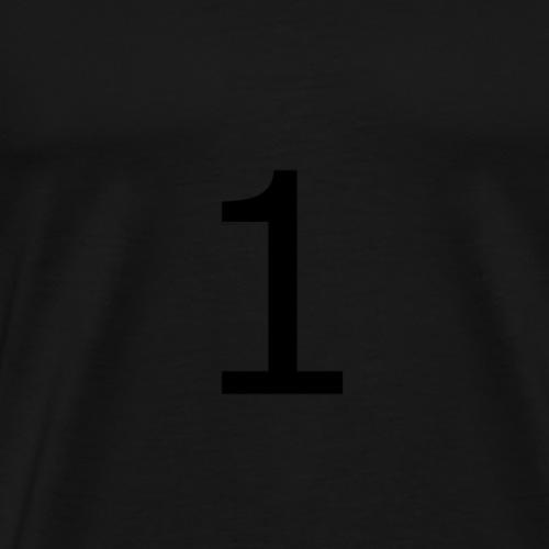 Set Optimal mit sin²(x)+cos²(x) = 1 - Eltern - Männer Premium T-Shirt