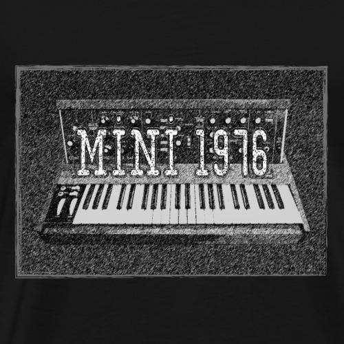 Minimoog 1976 Synth Apparel - Men's Premium T-Shirt