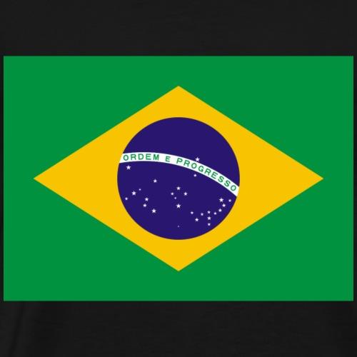 Brasilien - Männer Premium T-Shirt