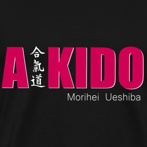 ropa aikido para niños, hombres y mujeres - Camiseta premium hombre