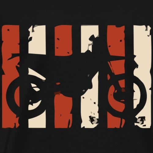 Motorrad - Männer Premium T-Shirt