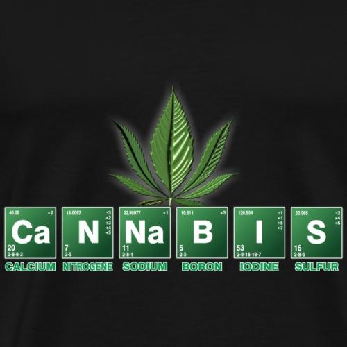 cannabis bad - Männer Premium T-Shirt