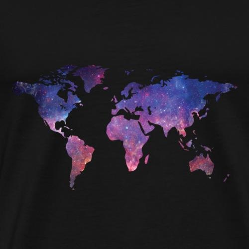 Bunte Welt - Männer Premium T-Shirt