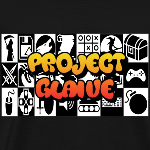 ProjectGlaive Logo - Men's Premium T-Shirt