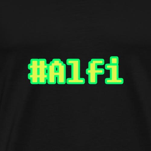 #Alfi - Männer Premium T-Shirt