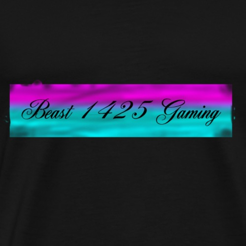 BEAST 1425 GAMING - Men's Premium T-Shirt