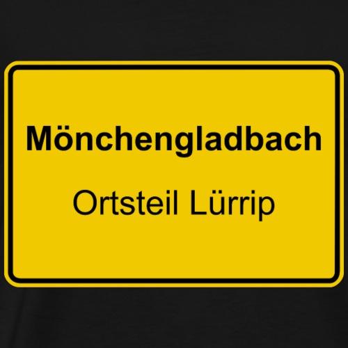 Moenchengladbach Ortteil Luerrip - Männer Premium T-Shirt