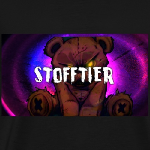 Stofftier Rave Wear - Männer Premium T-Shirt