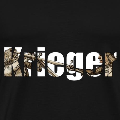 krieger - Männer Premium T-Shirt