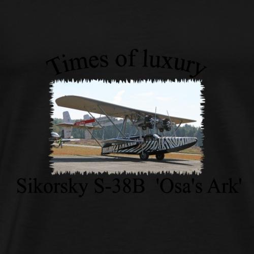 T-shirt_design_Osa-s_Ark-gif - Mannen Premium T-shirt