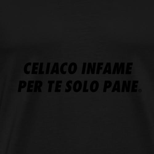 CELIACO INFAME ORIGINALS NEW BRAND - Maglietta Premium da uomo