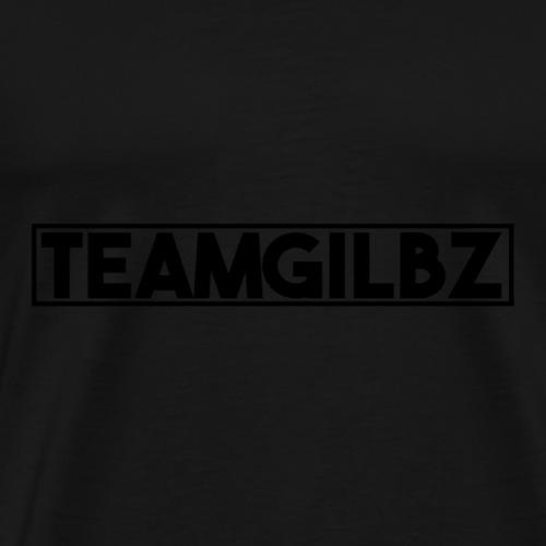 Team Gilbz White T-Shirt - Men's Premium T-Shirt