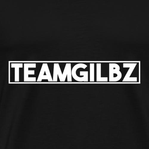 Team Gilbz T-Shirt Black - Men's Premium T-Shirt