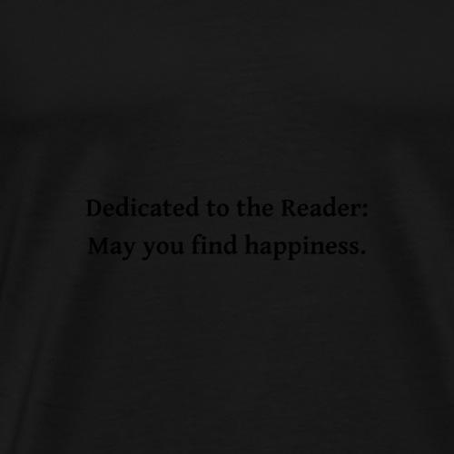 Finde dein Glück - Männer Premium T-Shirt