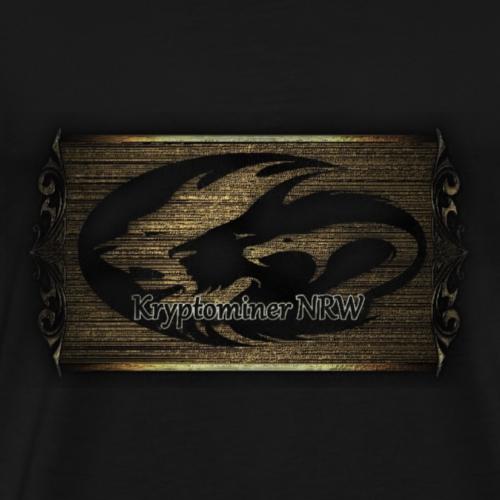 Lion - KNRW - Männer Premium T-Shirt