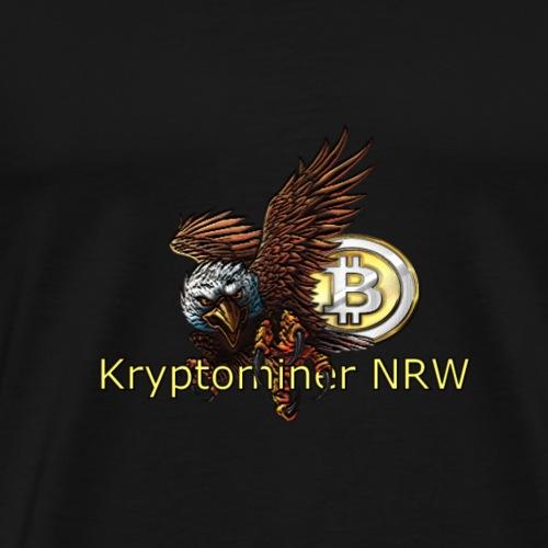 Adler-KNRW - Männer Premium T-Shirt
