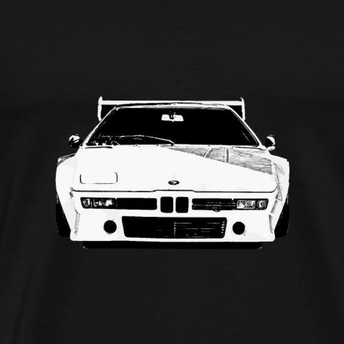 M1 Front - Männer Premium T-Shirt