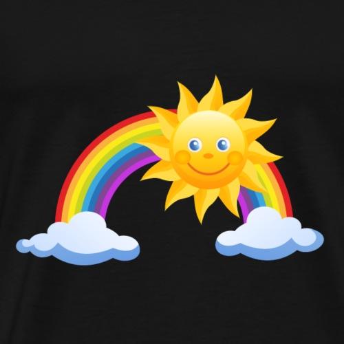 rainbow - Männer Premium T-Shirt