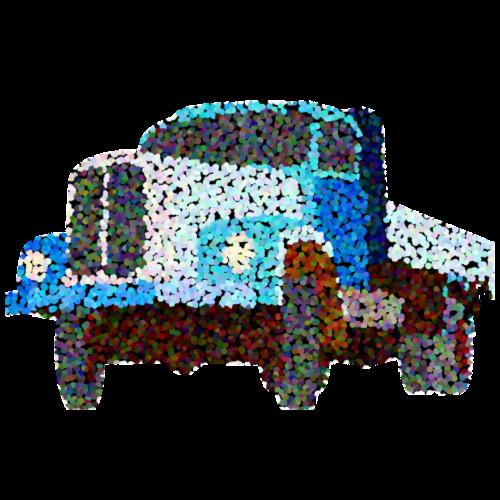 Truck - Männer Premium T-Shirt