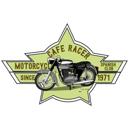 Cafe Racer - Camiseta premium hombre