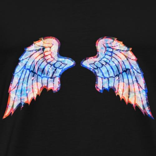 colorfulali-png - Maglietta Premium da uomo