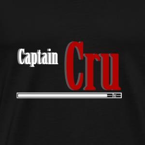 Captain Cru - Mannen Premium T-shirt