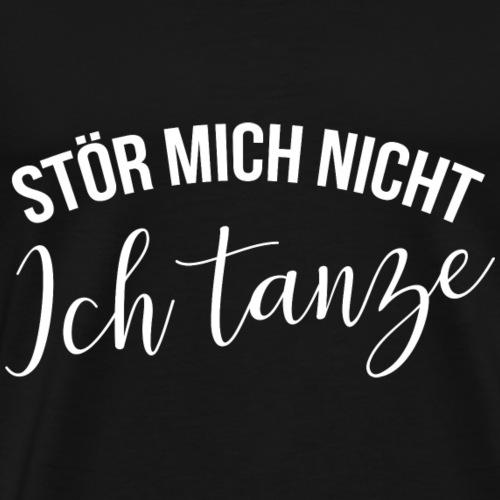 Tanzen Geschenk Tänzer Tanz Disko Club Party Dance - Männer Premium T-Shirt