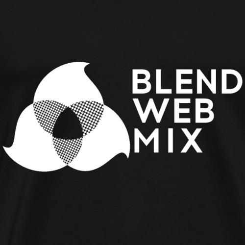 logo bland - T-shirt Premium Homme